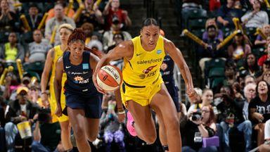 WNBA: Sun 76-104 Fever