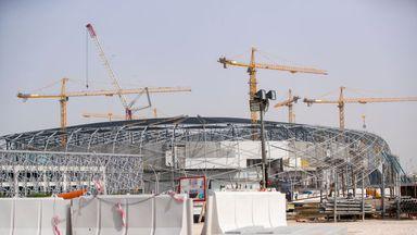 Qatar 2022: Worker deaths 'not in vain'