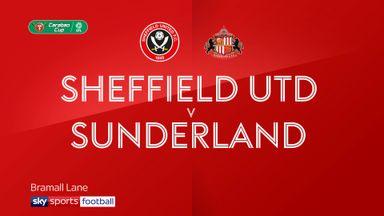 Sheff Utd 0-1 Sunderland