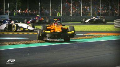 F2 Race 2: Italian Highlights