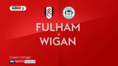 Fulham 2-0 Wigan