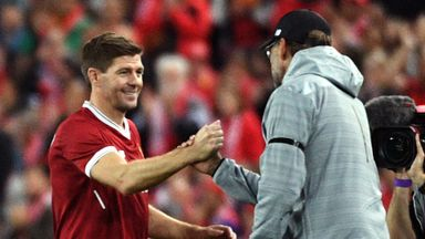 Gerrard: I'd love to have played for Klopp