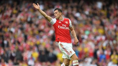 Thommo 'bewildered' by Xhaka tackle