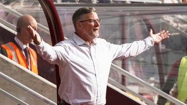 Time for Levein to move upstairs?