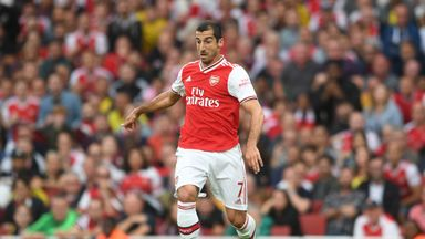 Mkhitaryan: I didn't fit into PL