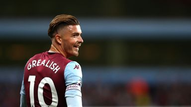 Smith: Grealish back in his 'happy place'