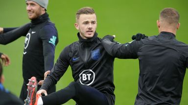 Southgate: Maddison will learn lesson