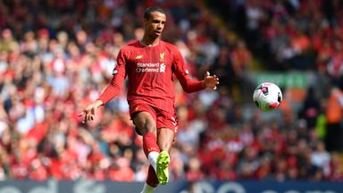 Matip: We need to learn from mistakes