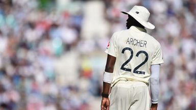 Gough: England need to manage Archer