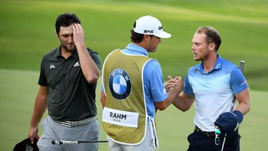 BMW PGA: Story of day three
