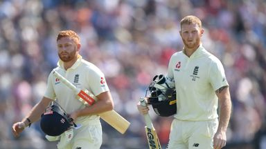 Stokes backs 'world class' Bairstow