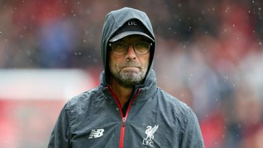 Klopp: We only deserved a draw