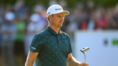 Rose undeterred by injury at BMW PGA