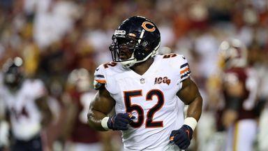 Bears defense dominant in win