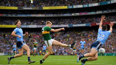 Dublin 1-16 Kerry 1-16
