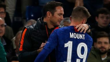 Lampard: We will assess Mount injury