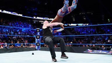 Lesnar returns to challenge Kingston!
