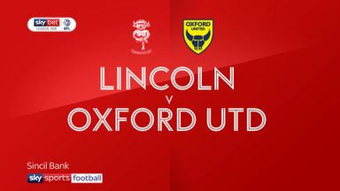 Lincoln 0-6 Oxford