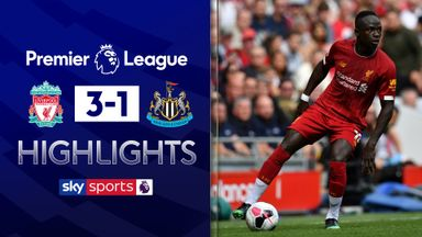 Mane double seals Liverpool win