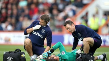 Fabianski facing three months out