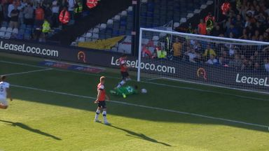Luton gaffe gifts Hull goal