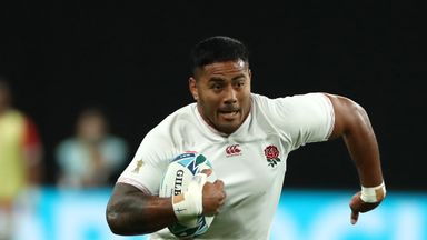 Tuilagi: I wanted to be like Lomu
