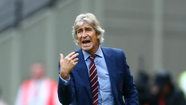 Lampard: Huge respect for Pellegrini