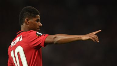 Ole: I'm not worried about Rashford