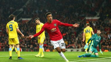 Ole: Greenwood will be important for us