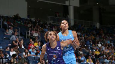 WNBA: Mercury 76-105 Sky