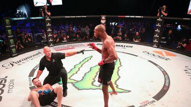 MVP's brutal KO!