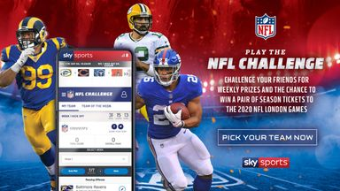 How to play the NFL Challenge
