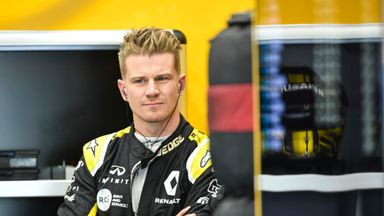 Where will Hulkenberg be in 2020?