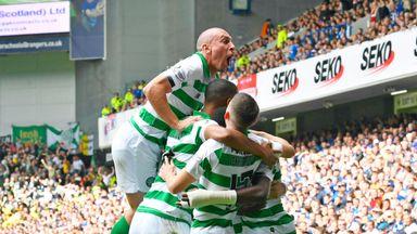 Rangers 0-2 Celtic