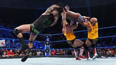 Orton & The Revival brutalize Kingston