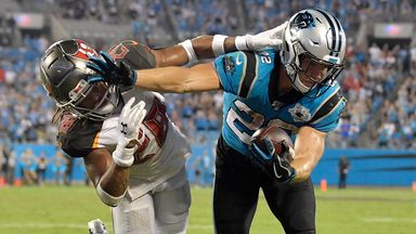 Buccaneers 20-14 Panthers