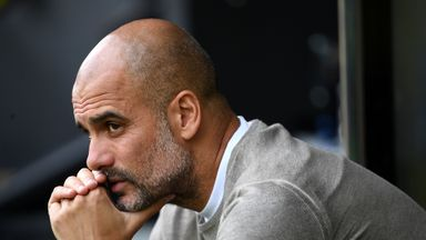 Pep's concerns over City defence