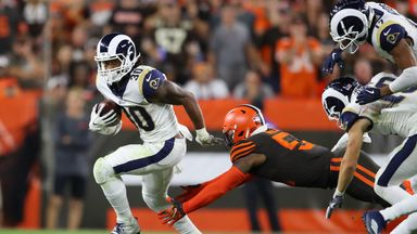 Rams 20-13 Browns