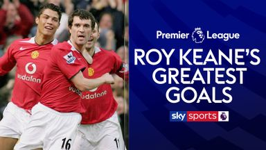 Roy Keane's greatest Man Utd goals!