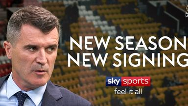 Roy Keane joins Sky Sports