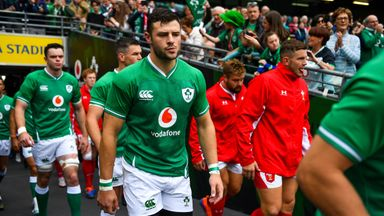 Ireland upbeat on Henshaw fitness