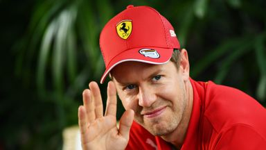 Vettel's toughest year?
