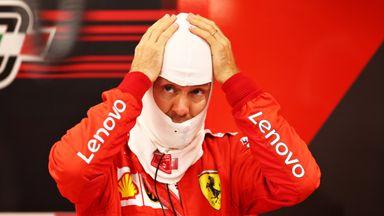 Vettel retires from Russian GP