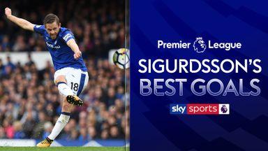 Sigurdsson's best Premier League Goals