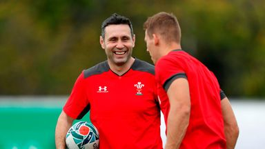 Gatland: Jones fitting in well with Wales