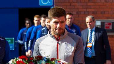 Rangers pay tribute to Ricksen