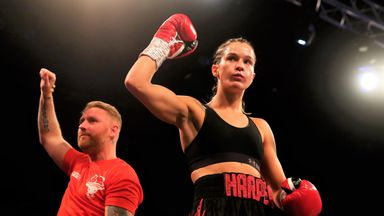 Harper targets future Taylor fight