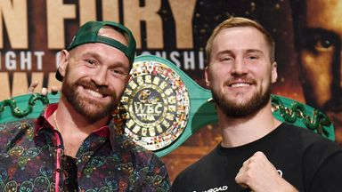 Wilder, AJ next for Fury?