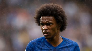 Willian targets Chelsea titles