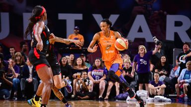 WNBA: Aces 98-89 Mercury